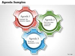 0414 Agenda PowerPoint Presentation