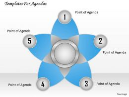 0414 Animated Graphics Templates Powerpoint Presentation