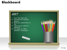 0414 Blackboard PowerPoint Presentation