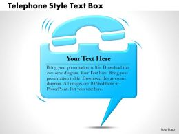 0414_business_consulting_diagram_telephone_style_text_box_powerpoint_slide_template_Slide01