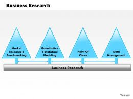0414 Business Research Powerpoint Presentation