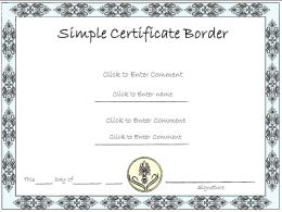 0414 Certificate Templates PowerPoint Presentation