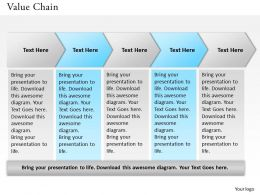 0414 Chain PowerPoint Presentation