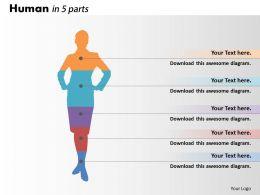 0414_human_parts_column_chart_design_powerpoint_graph_Slide01