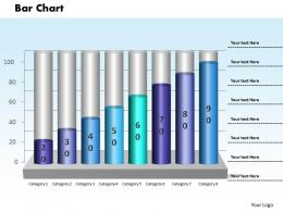 0414_inreasing_profit_ratio_column_chart_powerpoint_graph_Slide01