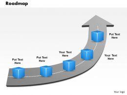 0414 Roadmap Powerpoint Presentation