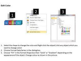 0414 Slider Bar Chart Data Driven Graphics Powerpoint Graph