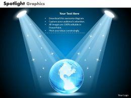 0414 Spotlight In Powerpoint Presentation