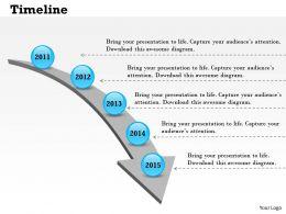 0414 Timeline Powerpoint Presentation