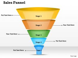 0414 Tutorial Funnel Powerpoint Presentation