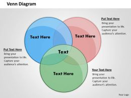 0414 Venn Diagram In Powerpoint Presentation