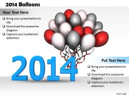 0514 2014 Graphic With Balloons Image Graphics For Powerpoint