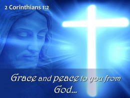 0514 2 Corinthians 12 Grace And Peace Powerpoint Church Sermon