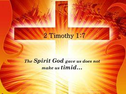 0514_2_timothy_17_the_spirit_god_gave_powerpoint_church_sermon_Slide01