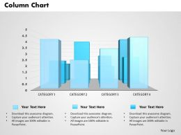 0514 3d Bar Graph Data Driven Result Display Powerpoint Slides