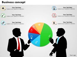 0514_3d_pie_chart_data_driven_application_diagram_powerpoint_slides_Slide01