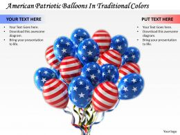 0514_american_patriotic_balloons_in_traditional_colors_image_graphics_for_powerpoint_Slide01