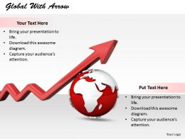 0514_arrow_showing_global_growth_image_graphics_for_powerpoint_Slide01