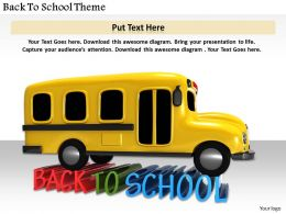 0514 Back To School Theme Image Graphics for PowerPoint