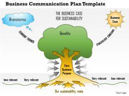 0514_business_communication_plan_template_powerpoint_presentation_Slide01