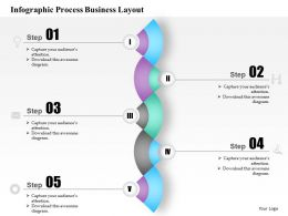 0514 Business Consulting Diagram Infographic Process Business Layout PowerPoint Slide Template