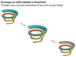 0514_business_people_on_spiral_arrow_powerpoint_presentation_Slide02