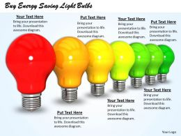 0514 Buy Energy Saving Light Bulbs Image Graphics For Powerpoint