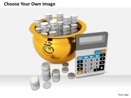 0514_calculate_your_money_savings_image_graphics_for_powerpoint_Slide02