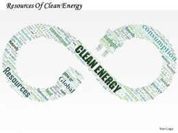 0514 Clean Energy PowerPoint Slide Template