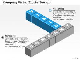 0514 Company Vision Blocks Design
