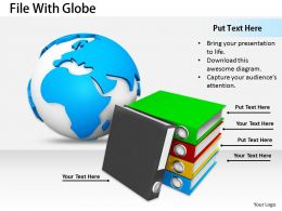0514 Concept Of Global Education Image Graphics For Powerpoint