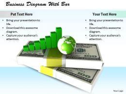 0514 Concept Of Global Finance Image Graphics For Powerpoint