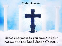 0514 Corinthians 12 Our Father and the Lord Jesus Christ PowerPoint Church Sermon