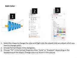 0514 Creative Funnel Diagram Powerpoint Presentation