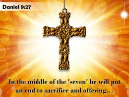 0514_daniel_927_in_the_middle_of_the_seven_powerpoint_church_sermon_Slide01
