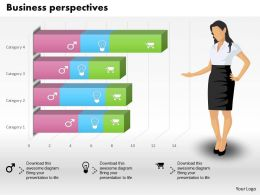 0514 Data Driven Business Prospective Diagram Powerpoint Slides