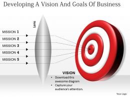 0514 Developing A Vision And Goals Of Business