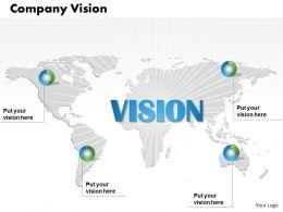 0514 Display Of Company Vision