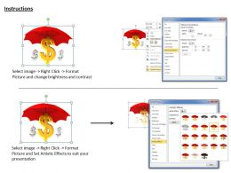 0514_dollar_symbol_under_umbrella_image_graphics_for_powerpoint_1_Slide03