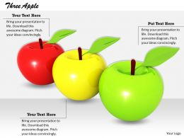 0514_eat_apples_to_stay_healthy_image_graphics_for_powerpoint_Slide01