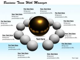 0514 Effective Team Building Concept Image Graphics For Powerpoint