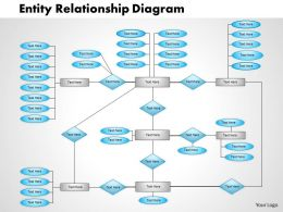 0514 Entity Relationship Diagram Powerpoint Presentation
