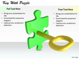 0514 Find The Key Of Solution Image Graphics For Powerpoint