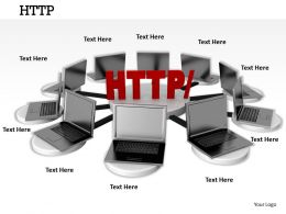 0514 Get Internet Connection Of Your Systems Image Graphics For Powerpoint