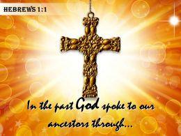 0514_hebrews_11_in_the_past_god_powerpoint_church_sermon_Slide01