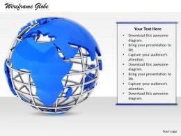 0514 Illustration Of Globe Earth Image Graphics For Powerpoint