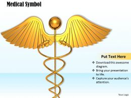 0514 Illustration Of Medical Symbol Image Graphics For Powerpoint