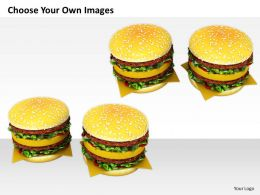0514_illustration_of_two_hamburgers_image_graphics_for_powerpoint_Slide02