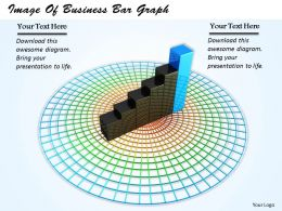 0514 Image Of Business Bar Graph Image Graphics For Powerpoint