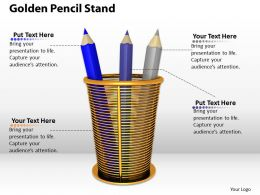 0514 Image Of Pencil Holder Image Graphics For Powerpoint